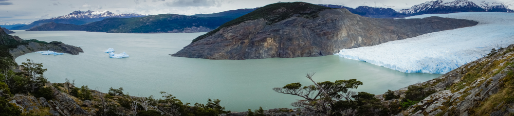 Panorama depuis le mirador Grey  Graldine Ru