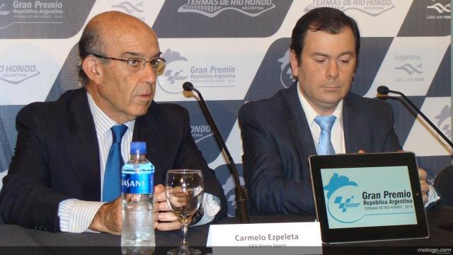 MotoGP: Эспелета надеется вернуть Гран-При Аргентины
