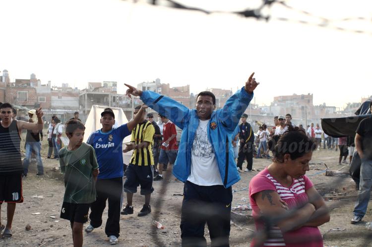 Terra e libertà: il grido della Buenos Aires sud (foto: Filippo Fiorini / Pangea News)