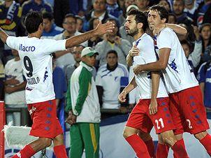 Copa Sul-Americana - Millionários x Tigre (Foto: Guillermo Legaria/AFP)