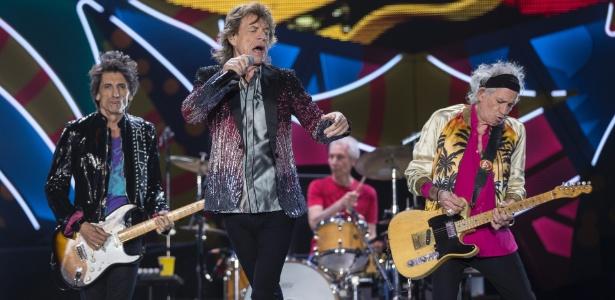 Stones abriram sua turnê na América Latina no Chile, e agora estão na Argentina